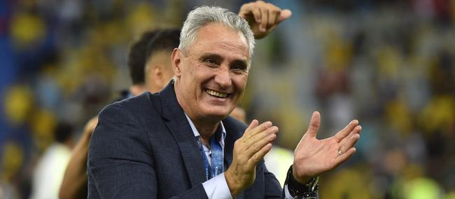 巴西主帅称内马尔世界第一 梅西C罗不在前三