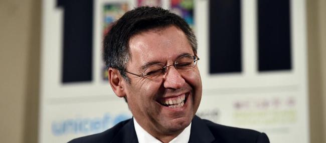 巴萨主席:欧冠该改制 十几年没遇过利物浦曼联了