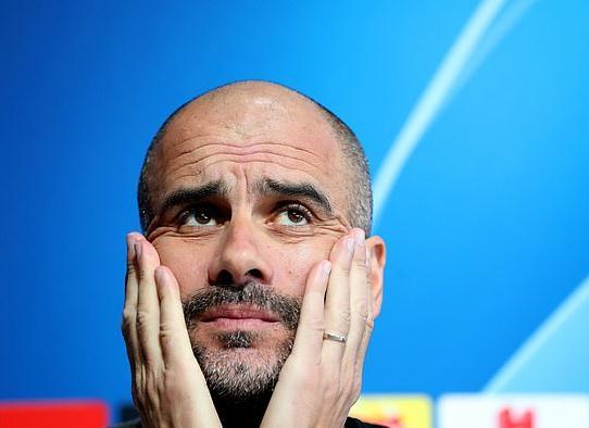 瓜帅:曼城球迷想进欧冠4强吗 赛程我无法理解