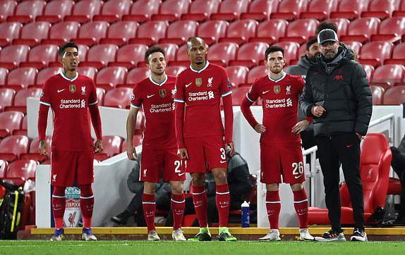 欧冠-萨拉赫复出哑火 利物浦0-2止3连胜仍领跑