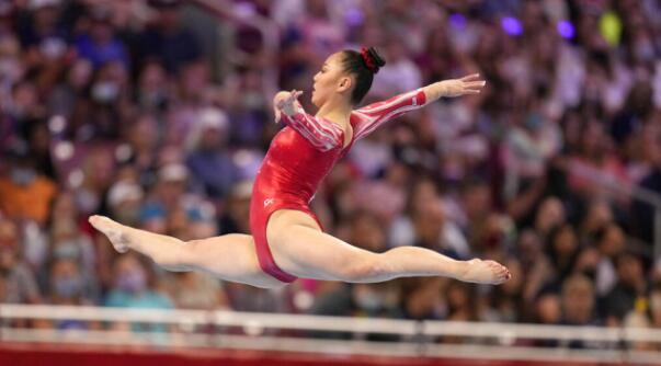 美国华裔体操女将抵日后确诊新冠 密接者也是华裔