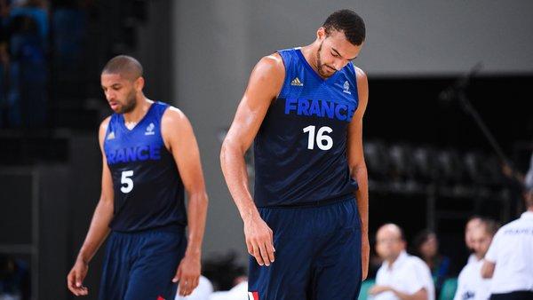 2019男籃世界杯法國隊名單