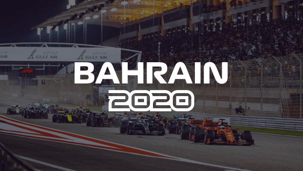 F1  官方:F1巴林大奖赛将空场举办