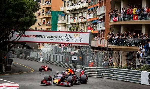 "F1摩纳哥大奖赛或将迎来车迷""回归"""