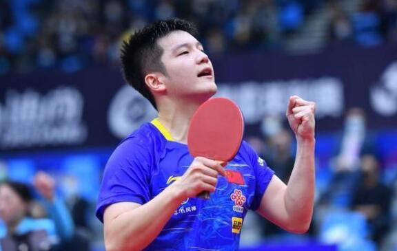 樊振东坦言奥运备战期感到焦虑 努力积极自我暗示