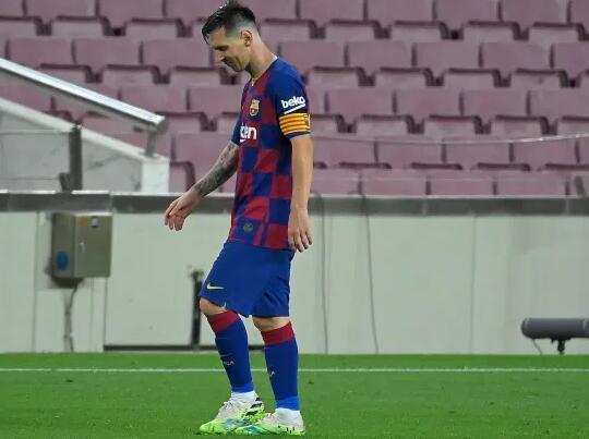 梅西仍可回心转意!若巴萨签下此人 梅西可能留队
