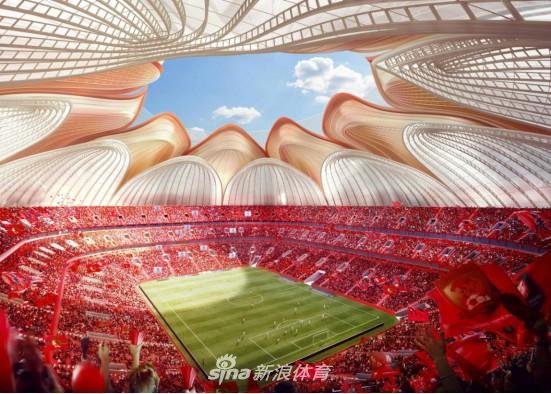 恒大将造世界级体育文化商业体 引入380个知名品牌
