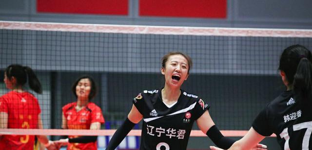 全锦赛辽宁女排3-0打败四川 取小组赛第二场成功