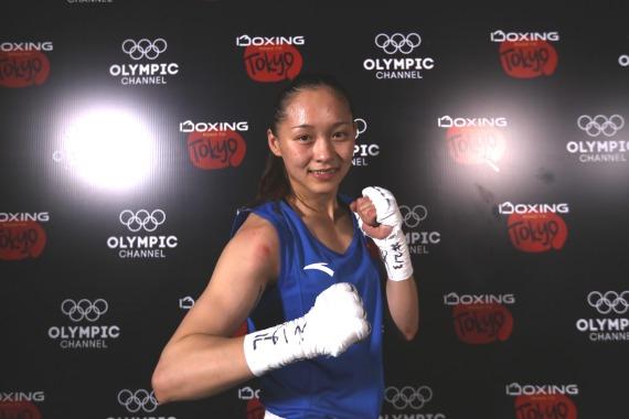 亚大区拳击资格赛中国队4金2铜 获六席奥运门票