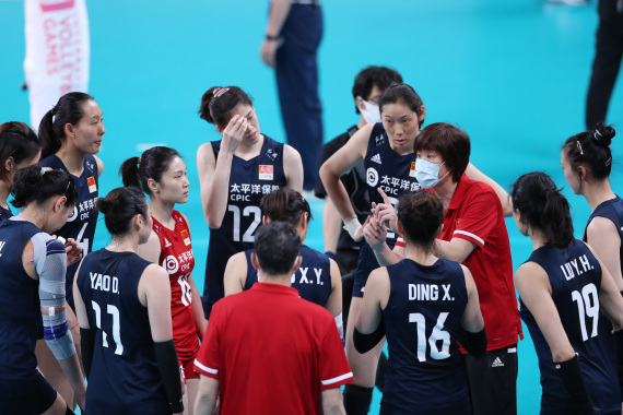 郎平:东京奥运会如能举行 将是一届伟大的奥运会