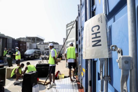 帆船队:正与赛会组织方沟通解决酒店防疫漏洞问题