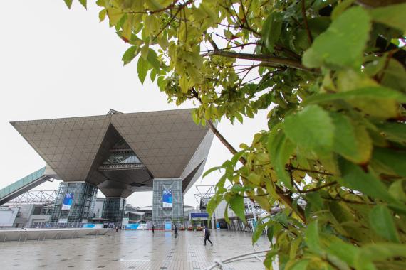 """东京奥运会主新闻中心附近海面发现""""保安""""死亡"""
