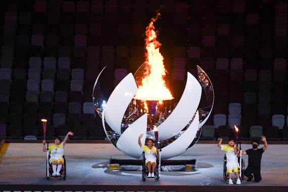 第16届夏季残奥会在东京开幕 22个大项539个小项