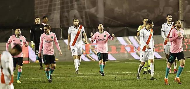 国王杯-梅西复出扳平 德容绝杀 巴萨2-1逆转晋级