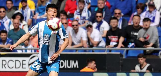 亚足联称武磊为中国的超级球星 中国男足全仰仗他