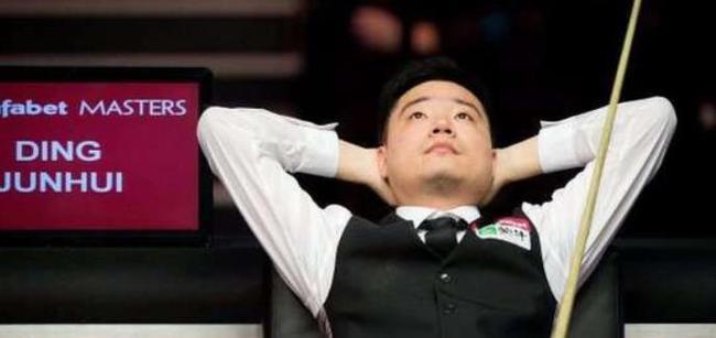 英锦赛-丁俊晖两轰破百6-4卡特 将与火箭争8强