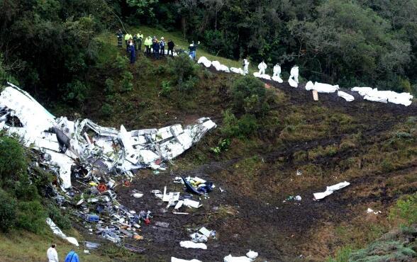 5年前的巴西沙佩科恩斯队空难