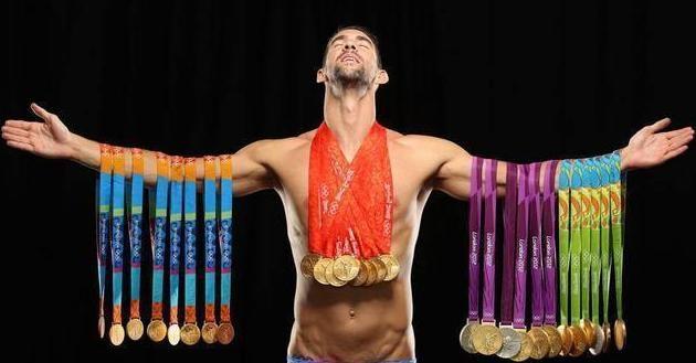 奥运十大金牌王菲尔普斯遥遥领先 东京后或有新人