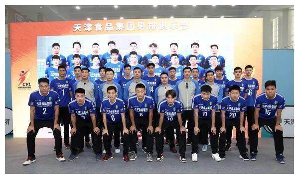 备战联赛与全运会预赛 天津男排封训做两手预备