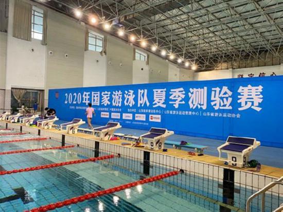 队员大多不在巅峰状态 中国泳军尽快适应奥运节奏