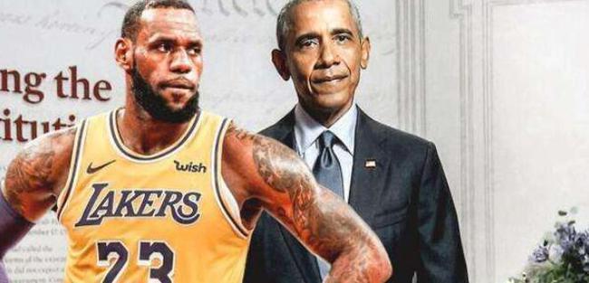 奥巴马主张詹姆斯新赛季留力 浓眉扛起大旗?