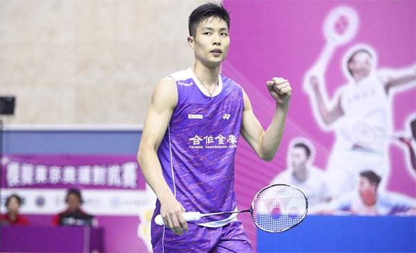中国台北队退出汤尤杯 周天成王子维计划单独参赛