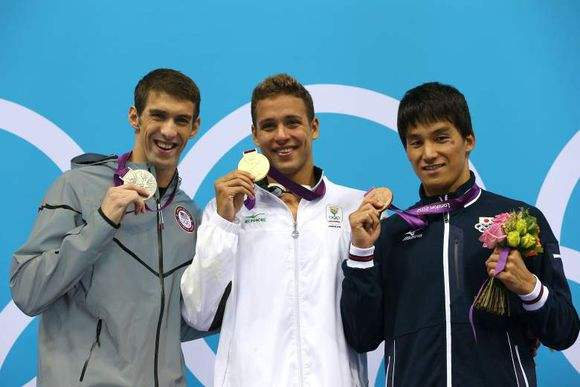 霍顿无礼举动竟获众星力挺 1人曾胜菲鱼夺奥运冠军