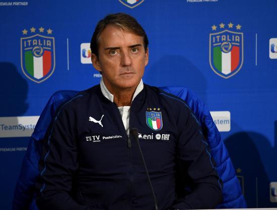 意大利国家队主帅感染新冠