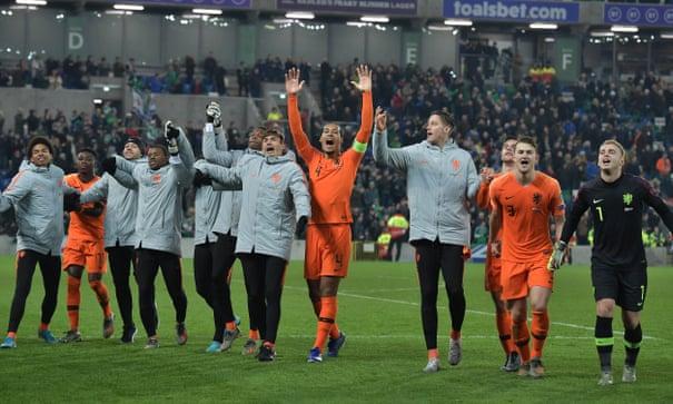 荷兰=欧洲杯抽签最大黑手!1妙招保送自己上上签