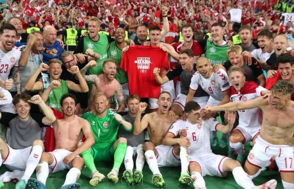 穆帅评球:英格兰打丹麦会难得多 这支丹麦不好惹