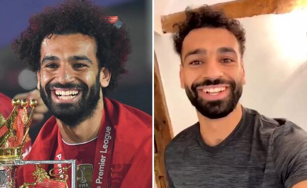 萨拉赫换了发型了!埃及盼他参加东京奥运会