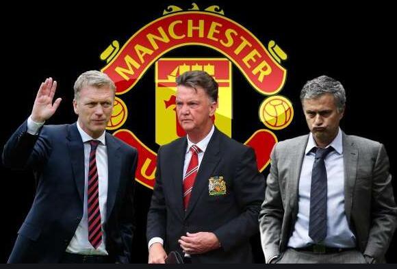 三大名帅都在曼联黯然收场