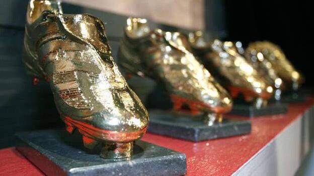 欧洲金靴榜前十:莱万高调领跑 C罗第3梅西第7