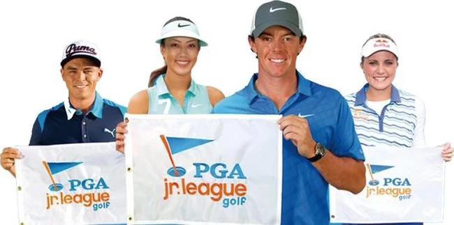 PGA青少年联赛推普及使