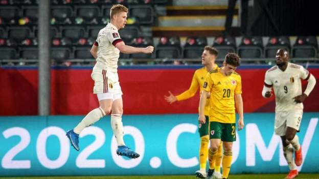 比利时3-1逆转威尔士