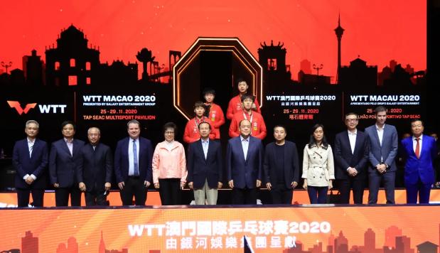 国际乒联首席执行官:难忘66天旅程 乒乓重返国际舞台