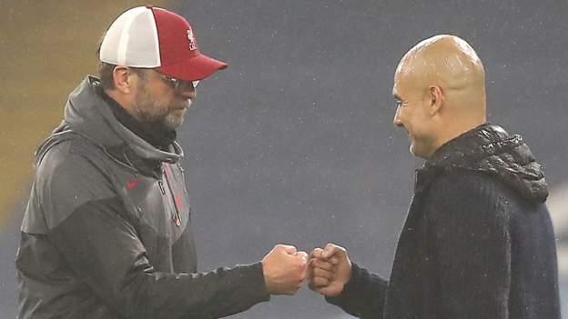 瓜迪奥拉:唯一不一样是利物浦罚丢点球而大家却没有