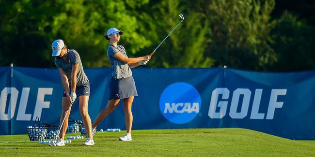 NCAA女子高尔夫球队发展良益