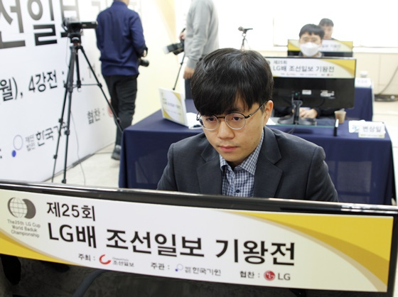 申旻埈打进LG杯决赛