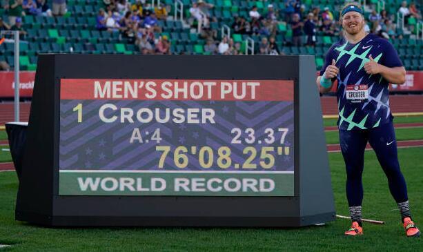 破尘封31年世界纪录有预兆 另俩胡子纪录也要不保