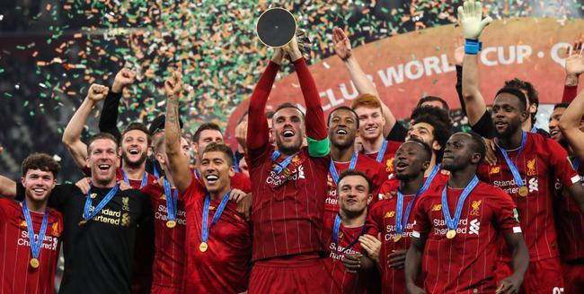 利物浦夺得世俱杯冠军