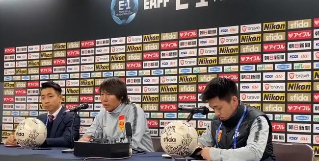 李铁:成为国足主帅是我的儿时梦想 未来没人能知道