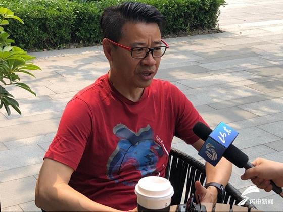 吴金贵呼吁不要带有色眼镜看土帅 霄鹏执教很成功