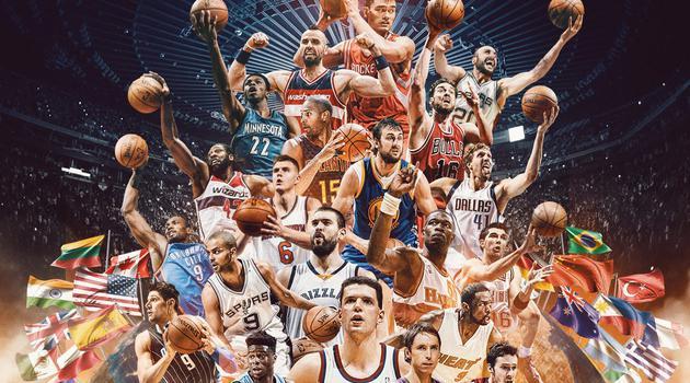 12选1!NBA史上最伟大国际球员你选谁?