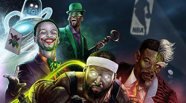 一人促使NBA提前大结局!他们要吊打全联盟?