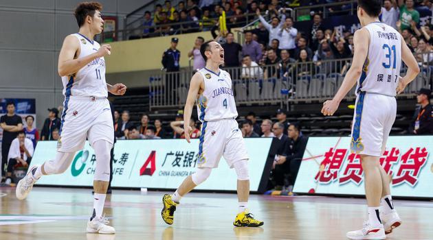 肯帝亚2-0山东晋级八强战广东