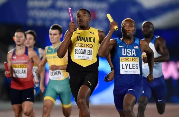 博皇之后牙买加短跑人才凋零 问题选手加老将凑数