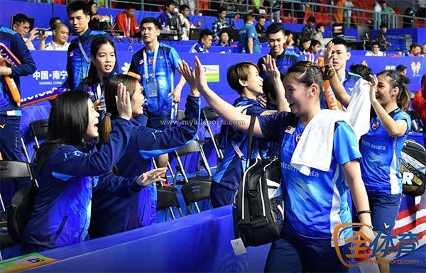2021年亚锦赛仍将在武汉举行 亚混团赛亦有望演出
