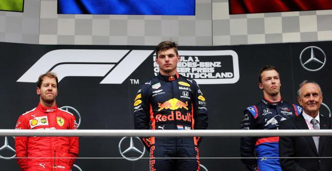 霍根海姆赛道此前不息是德国大奖赛的举办地