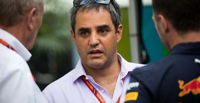 前F1哥伦比亚车手胡安-帕布罗-蒙托亚